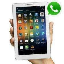 Tablet con chip Funda WhatsApp Gtia.