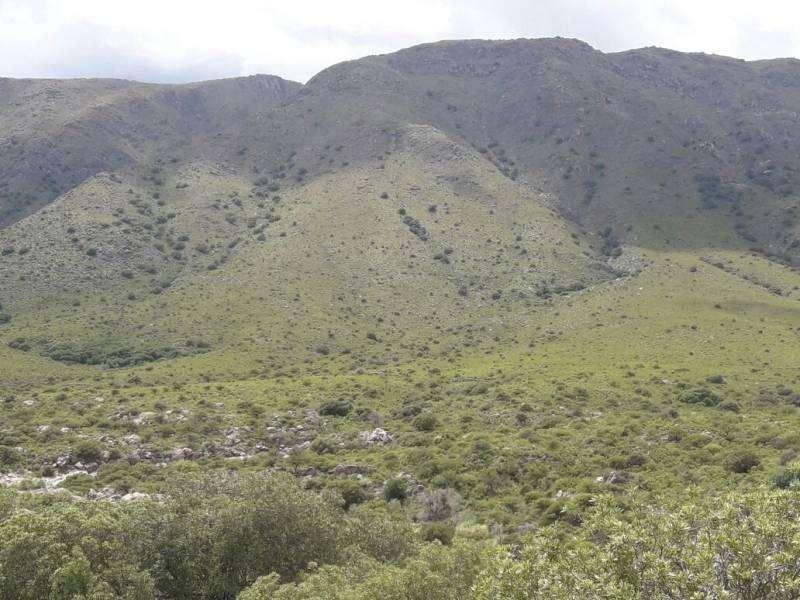 Venta Lote, Sierras de San Francisco del Monte de Oro, San Luis...OPORTUNIDAD!!!