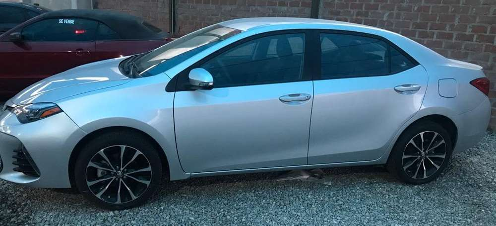 Toyota Corolla 2018 - 0 km