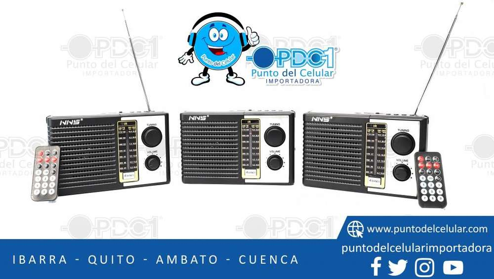 Radio Portable AM FM