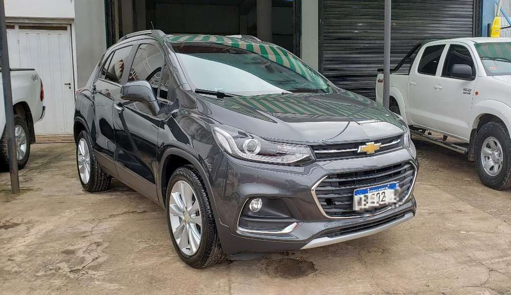 Chevrolet Tracker 2017 - 9100 km