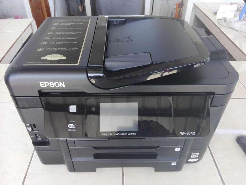 Vendo impresora Epson workforce 3540 para repuesto
