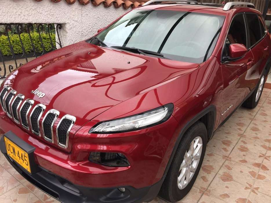 <strong>jeep</strong> Cherokee 2015 - 31000 km