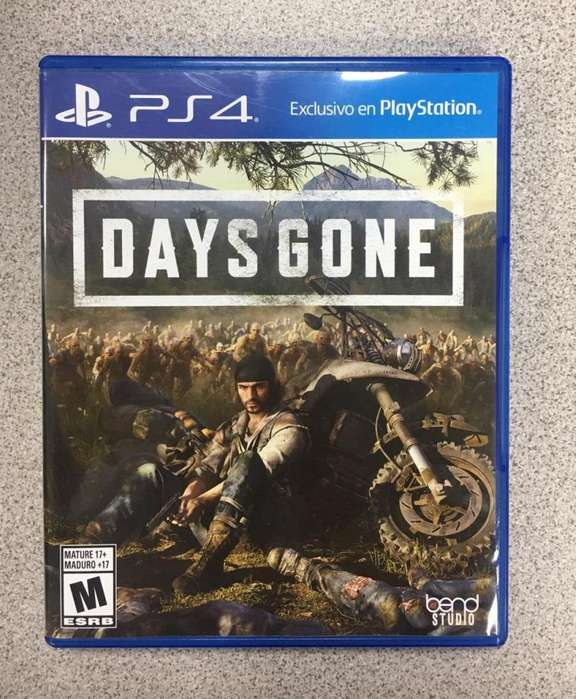 DAYS GONE PS4 <strong>playstation</strong> 4