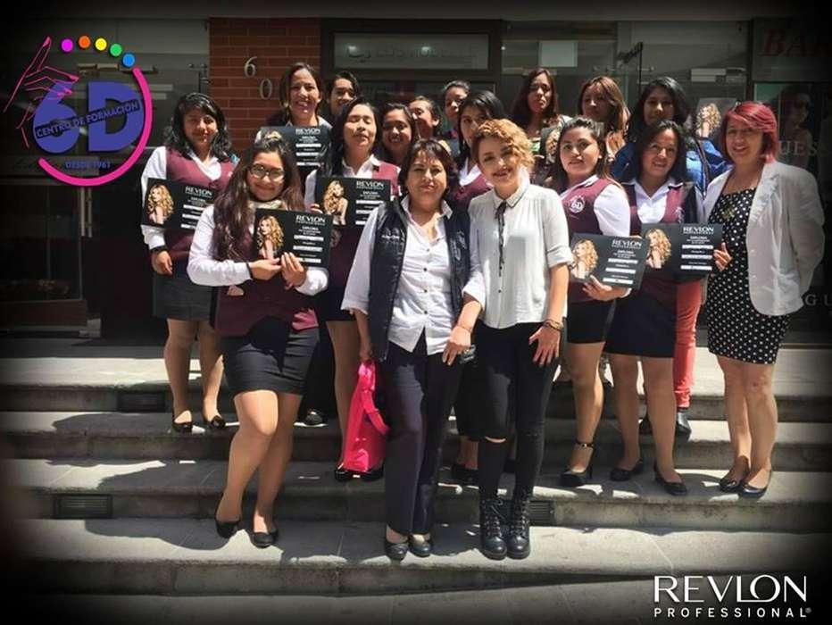 Academia de Belleza Matriculas Abiertas