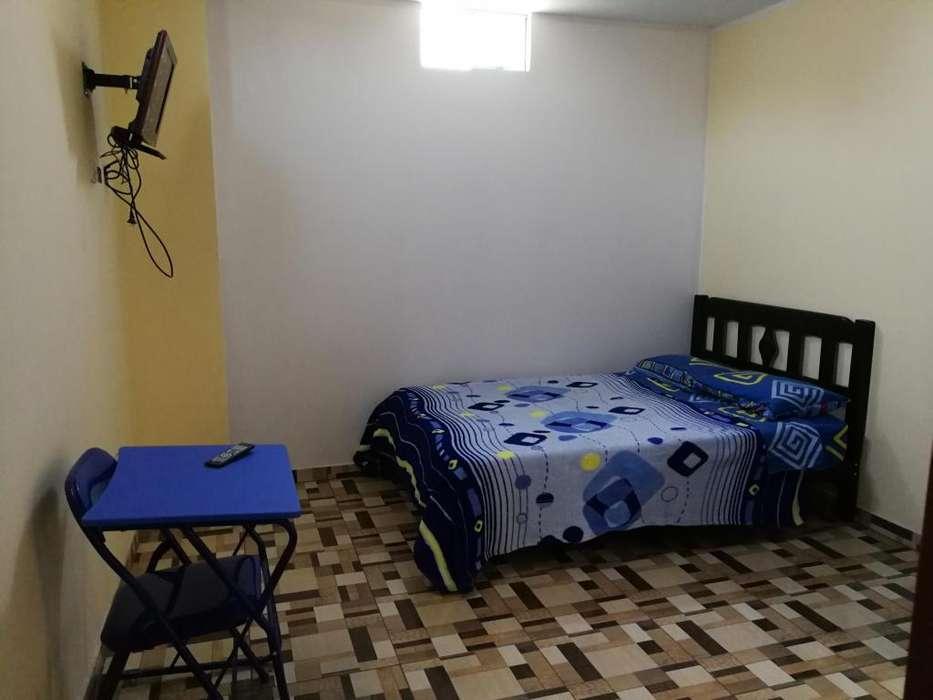 Alquiler de habitaciones en San Andres Pisco