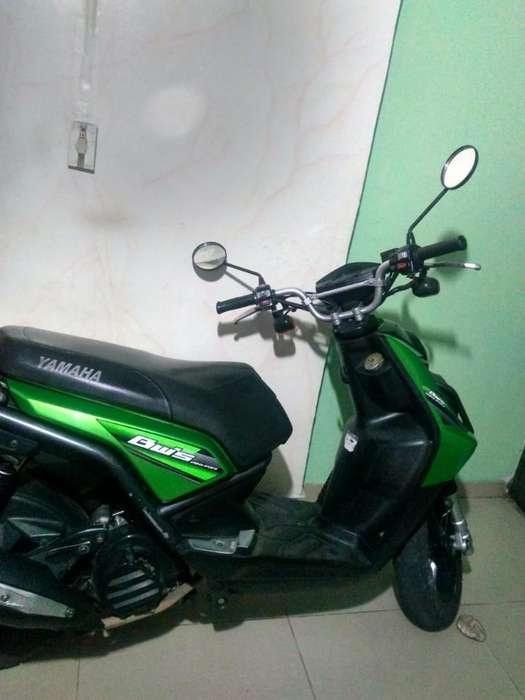 Moto Bws 2013