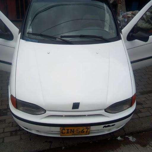 Fiat Palio 1997 - 45563 km