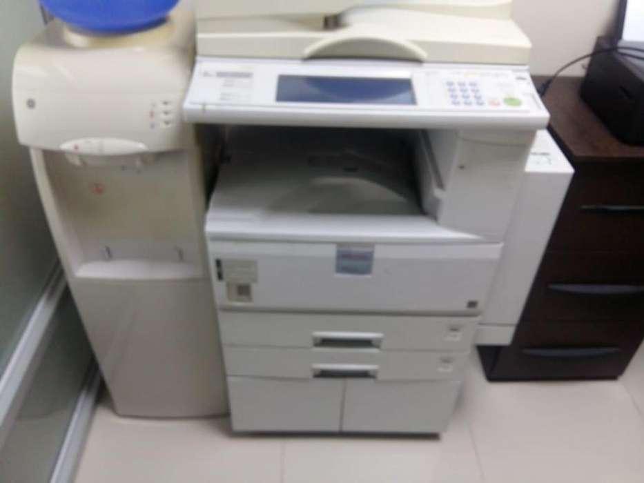 Venta impresora ricoh mp 3010 usada guayaquil