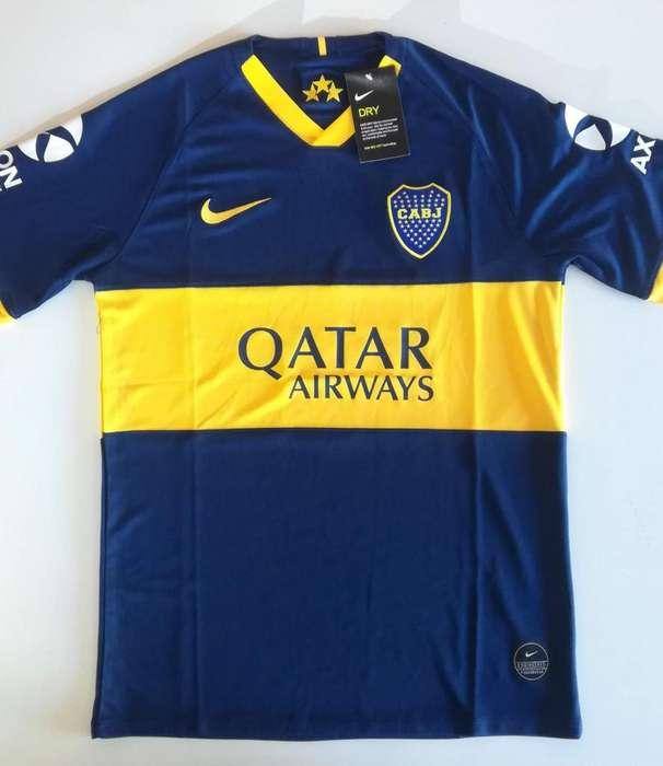 Camiseta Nike Boca Juniors 2019/2020 - Titular