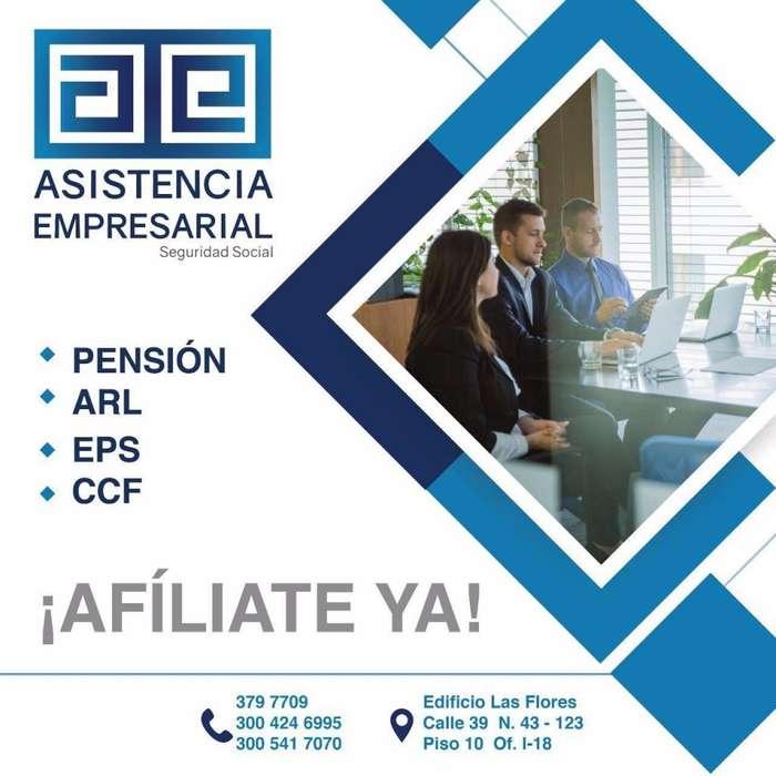 Sede en Cartagena- Expertos en Afiliación Seguridad Social No se engañé Empresa Legal
