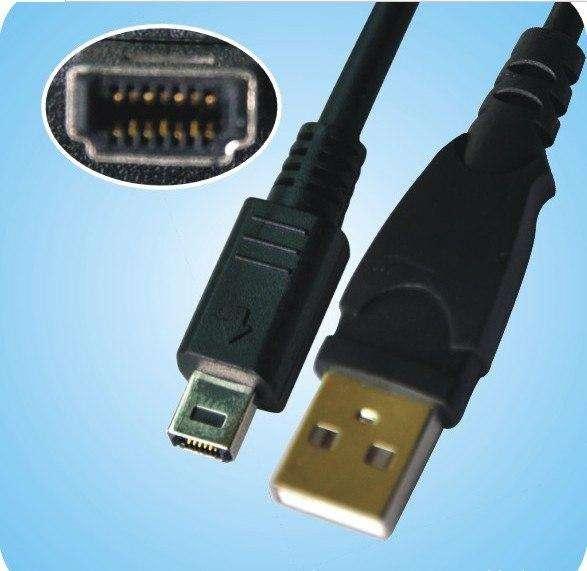 Cable Fuji Dc Digital Camara Finepix A205 A205s A210 A310