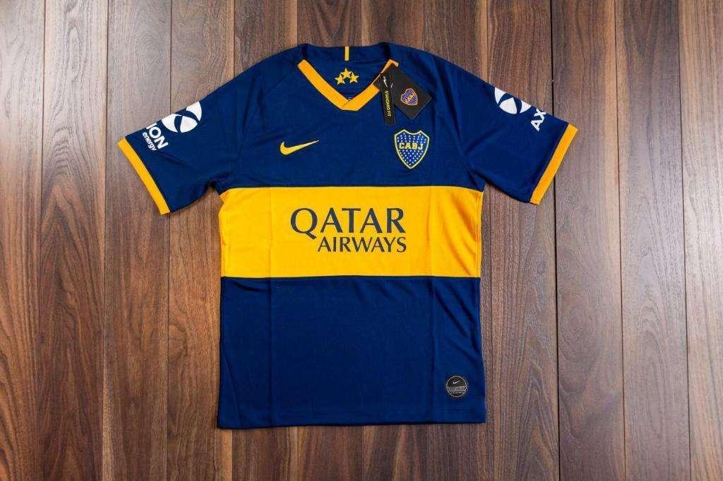 Camiseta Boca Junior 2019