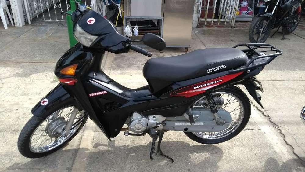 Se Vende Honda Wave 110 2014 Soat Nuevo