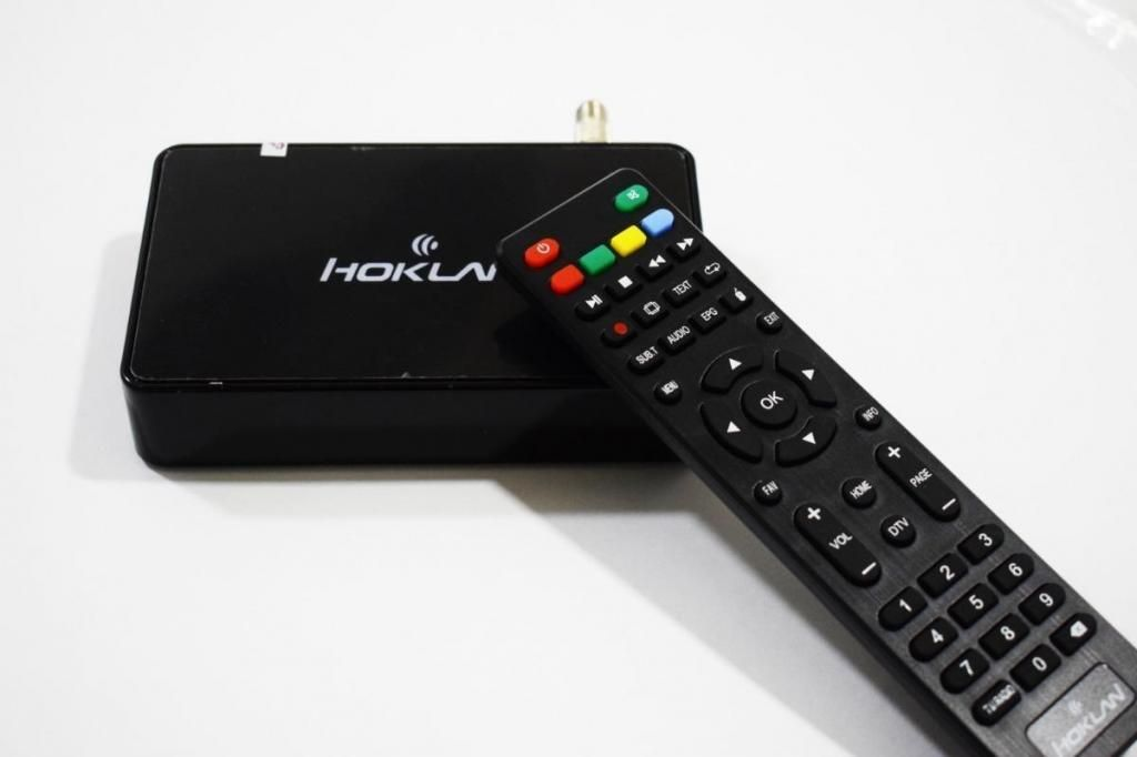 Tv Box Con Tdt Full Hd Hoklan Smart Tv