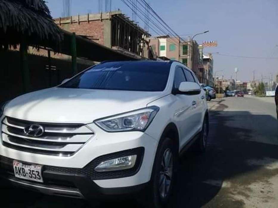 Hyundai New Santa Fe 2014 - 36200 km
