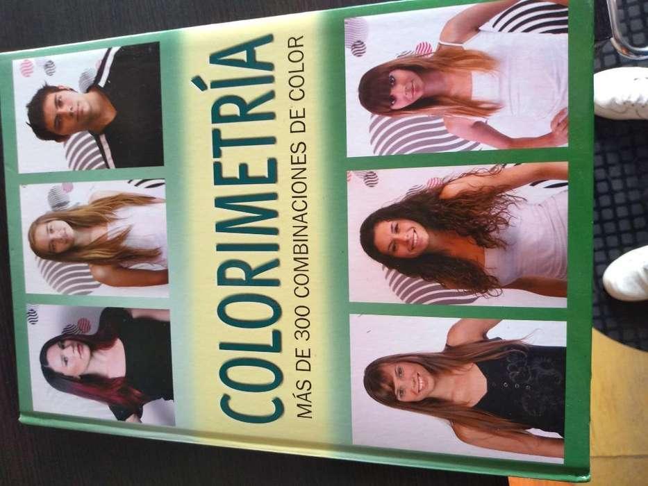 Vendo Libro de Colorimetría