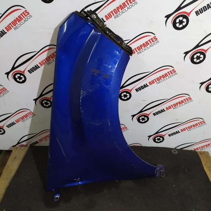 Guardabarro Delantero Derecho Ford Eco Sport 4750 Oblea:03132103