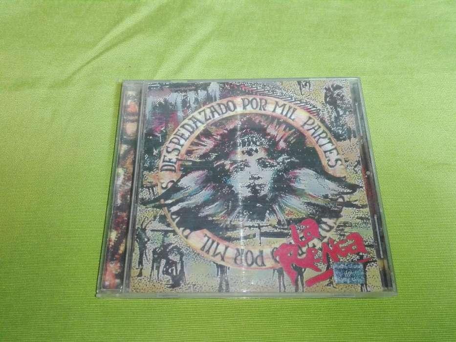Lote de 6 CD de La Renga