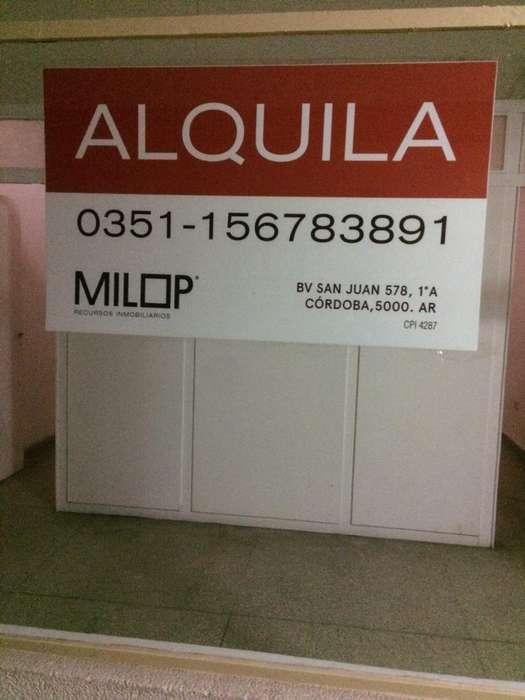 OFICINA ALQUILER CON PRIVADOS- ZONA TRIBUNALES Y MUNICIPALIDAD