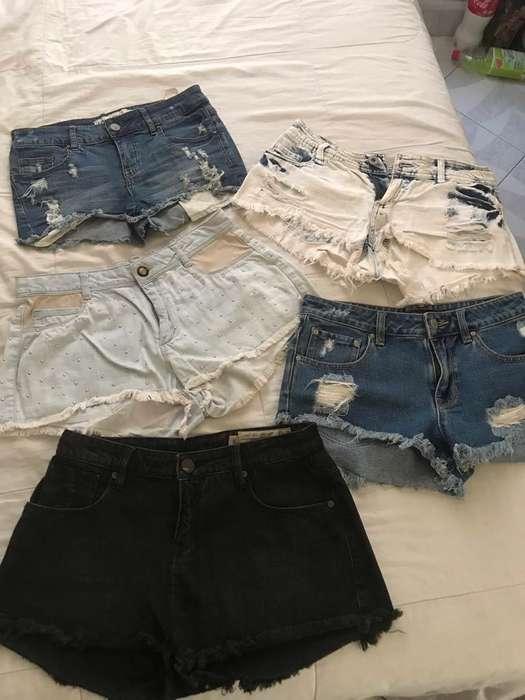 Pantalonetas Talla 6 Y 8