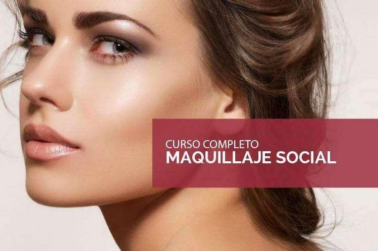 Curso Intensivo de Maquillaje Profesional a Domicilio!!..