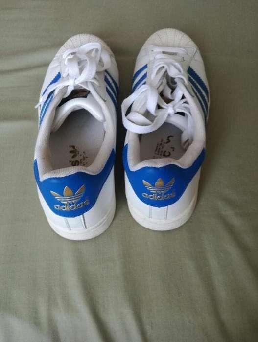 Vendo Zapatos Adidas Originales Talla 8