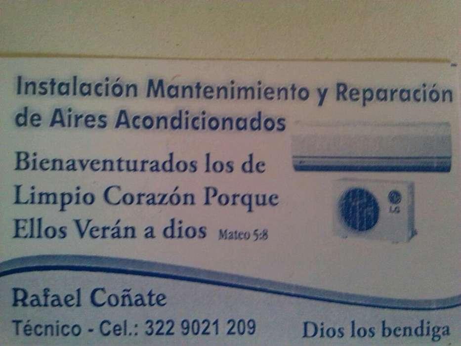 Tecnico en Aires Acoñdicionados