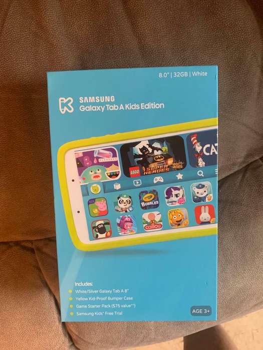 Samsung Galaxy Tab a Kids 32 Gb 8 Pulgad