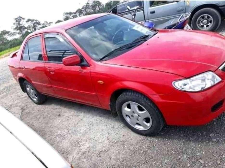 Mazda Allegro 2008 - 15000 km