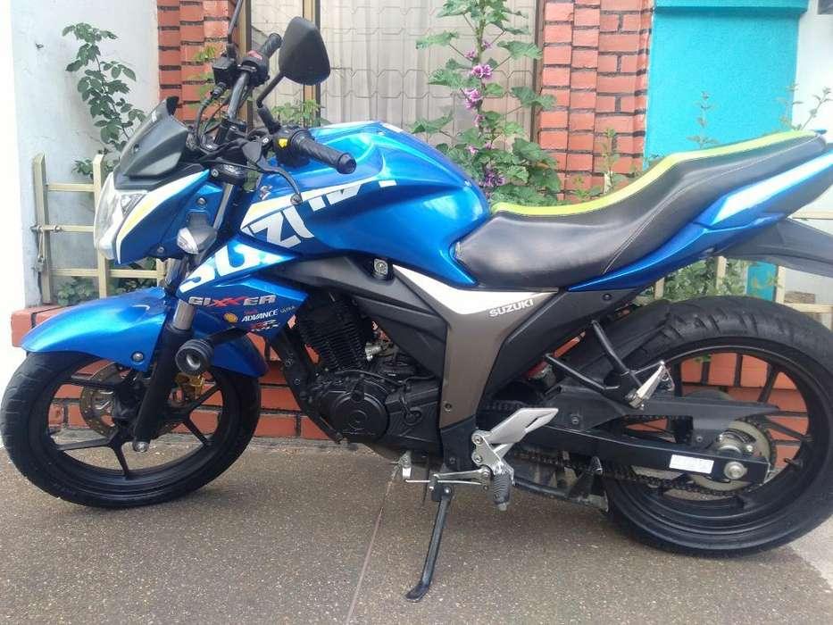 Moto Suzuki 150 Modelo 2016