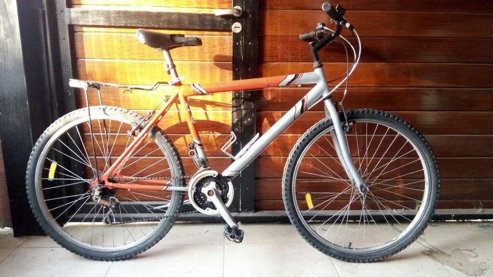 Bicicleta Tomaselli Rodado 26