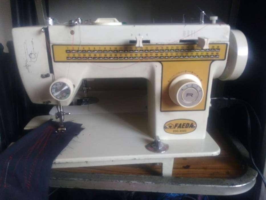Vendo Máquina de Coser Faeda a 280