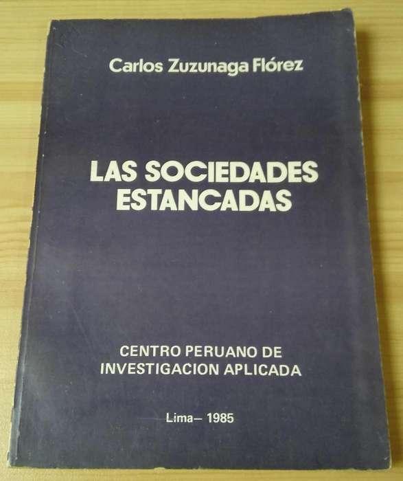Libro Las Sociedades Estancadas