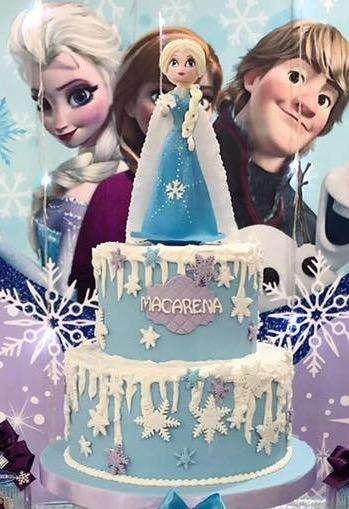 Maqueta Frozen
