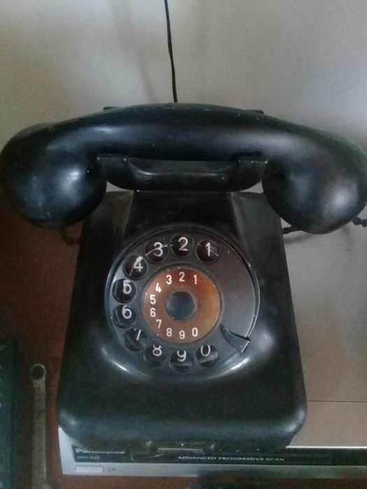 Telefono Antiguo Funcional