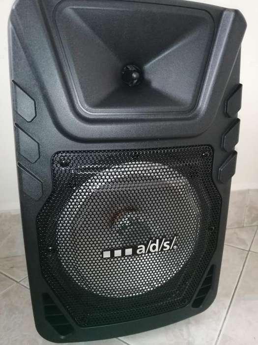 Cabina Bafle Bluetooth Nuevo No Cambios
