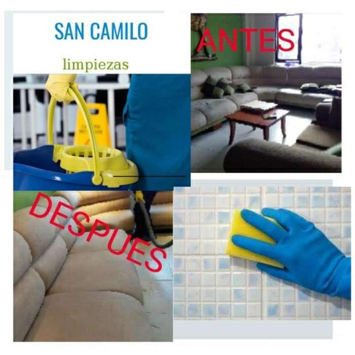 Limpieza Integral Y Mantenimiento
