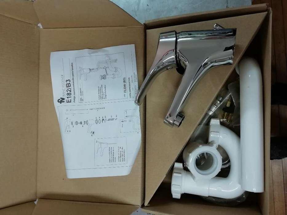 Vendo <strong>mezcladora</strong> Monocomando Fv E182/b3