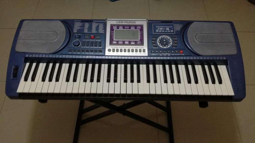 Teclado Latin Keyboard Lkspa500