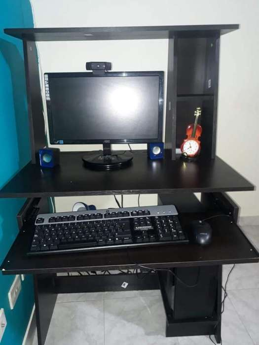 Vendo Computador de Mesa Completo
