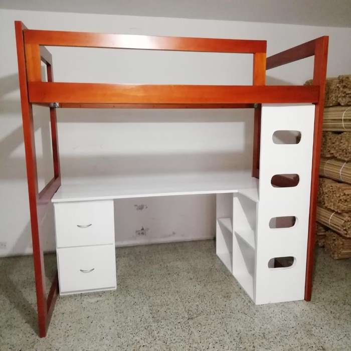 Camarote <strong>escritorio</strong> Cama