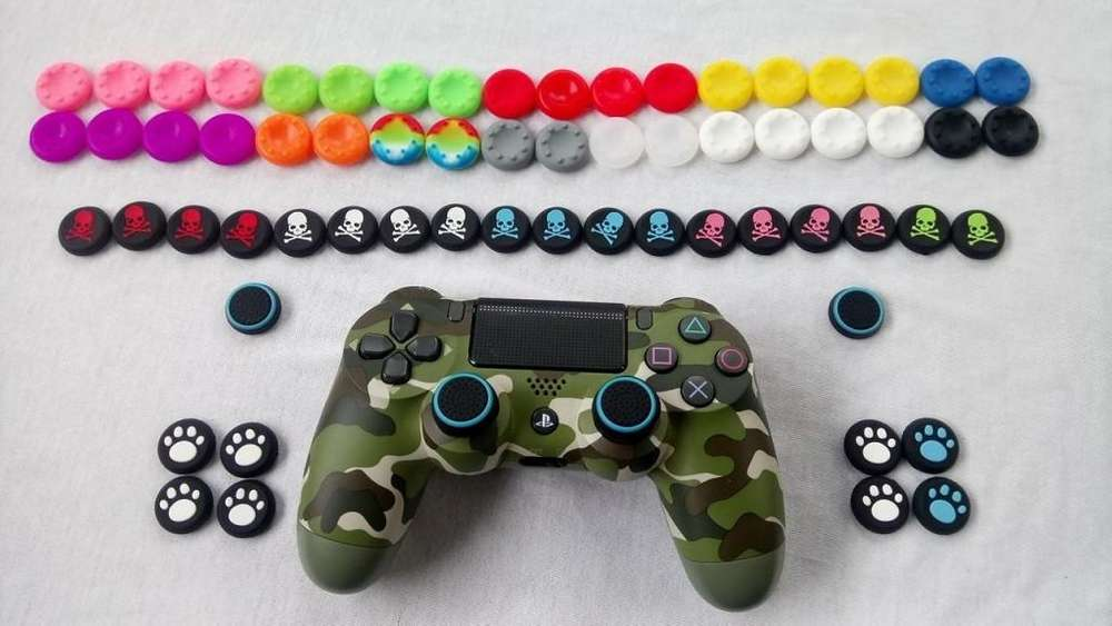 Stickers y protectores para mando de PS4 varios modelos