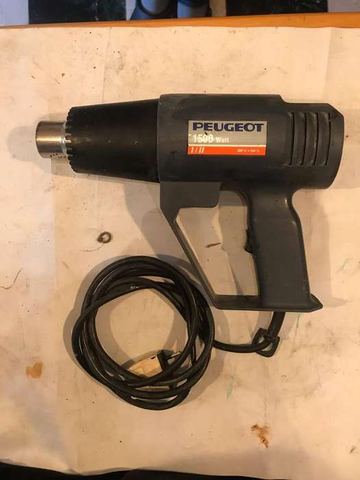 Pistola de Calor Peugeot 1500W