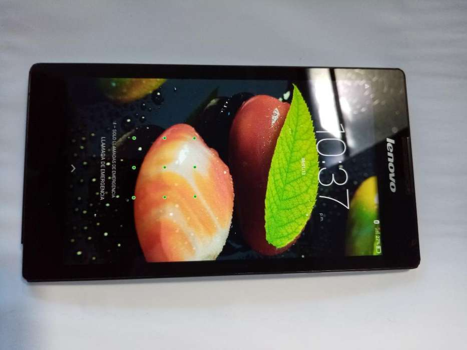 Remato Tablet Lenovo Buen Estado