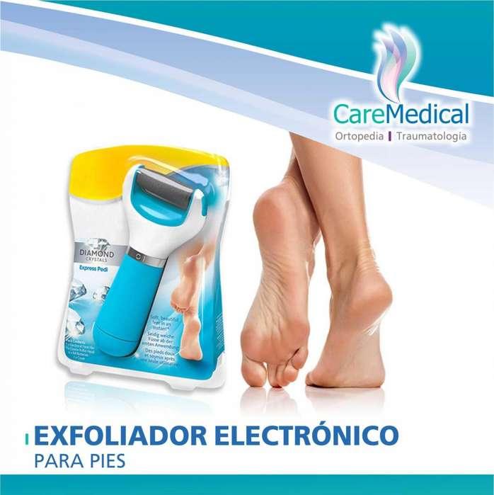Exfoliador Electronico de Pies - Ortopedia Care Medical