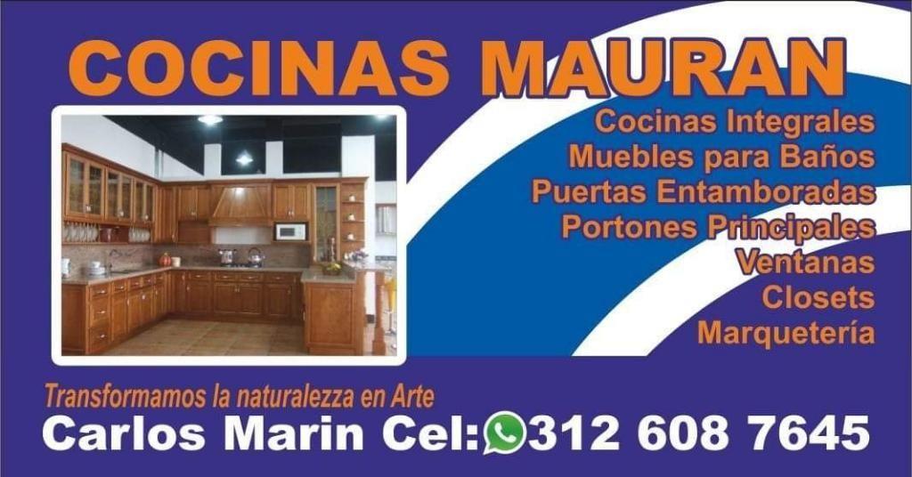 Cocinas Mauran