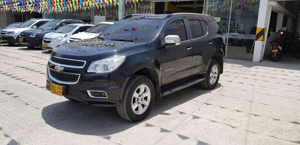 Chevrolet Trailblazer 2016 - 23000 km