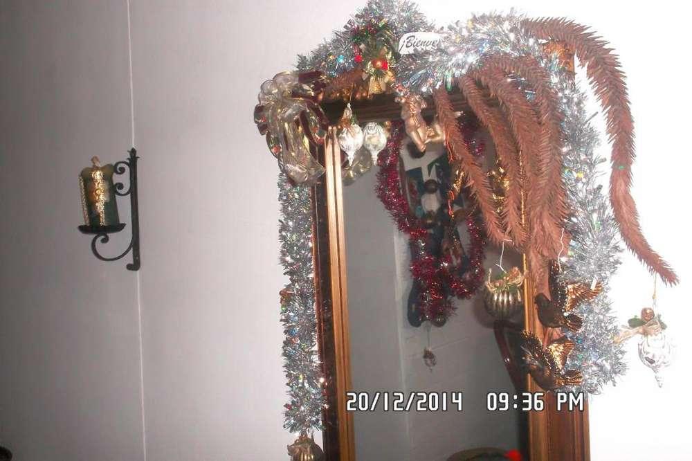 Hermoso Espejo de lujo por 200mil
