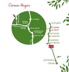 NOVA TERRA HOTEL , BED AND BREAKFAST , CASA DE TE Y RESTO EN LA GRANJA CORDOBA